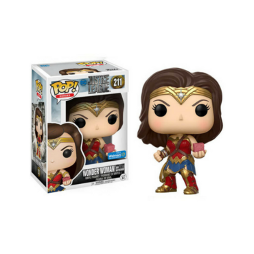 Wonder Woman (With...