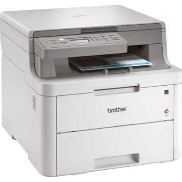 Brother DCP-L3510CDW 3-in-1 - kleuren LED printer, Wifi