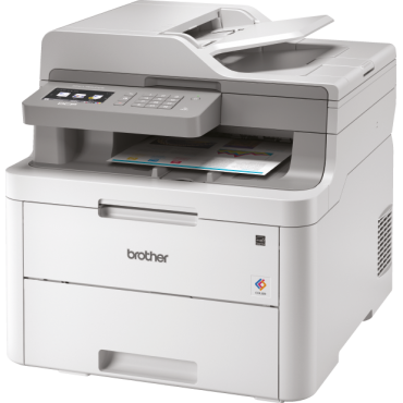 Brother DCP-L3550CDW 3-in-1 - kleuren LED printer, Wifi, Ethernet