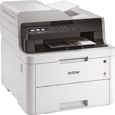 Brother MFC-L3710CW 4-in-1 - kleuren LED printer, Wifi