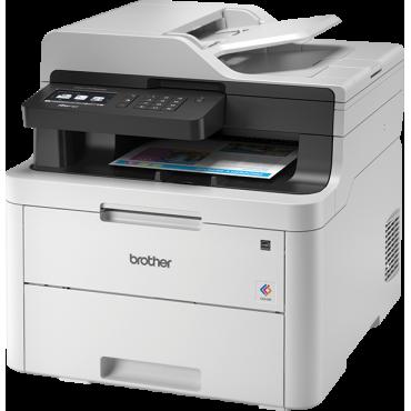 Brother MFC-L3730CDN 4-in-1 - kleuren LED printer, Ethernet
