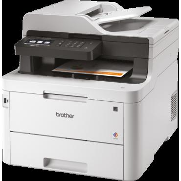 Brother MFC-L3770CDW 4-in-1 - kleuren LED printer, Wifi, Ethernet, NFC