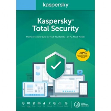 Kaspersky Total Security -...