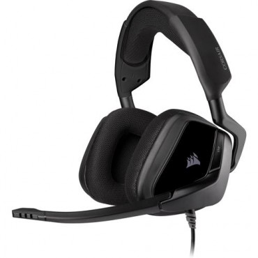 Corsair VOID ELITE SURROUND Headset  Zwart
