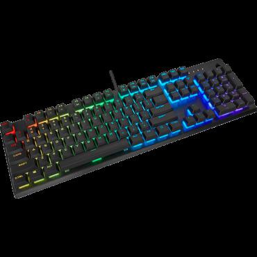 Corsair K60 RGB PRO toetsenbord USB AZERTY Belgisch Zwart