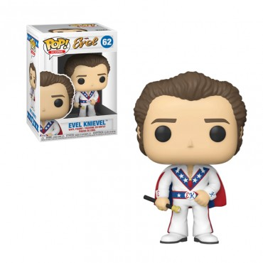 Evel Knievel with Cape - 62