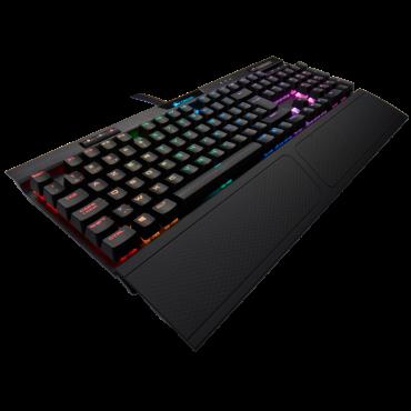Corsair K70 RGB MK.2 RAPIDFIRE Mechanical Gaming Keyboard — CHERRY® MX Speed (BE)