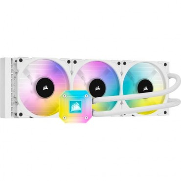 Corsair iCUE H150i ELITE CAPELLIX  Liquid CPU Cooler White