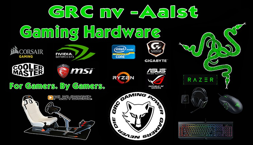 GRC Gaming Shop